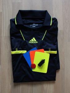 Handballschiedsrichter Ausrüstung