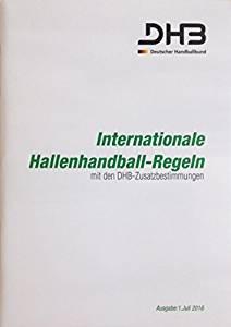 Handballregeln Regelheft