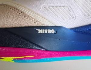Schriftzug Nitro
